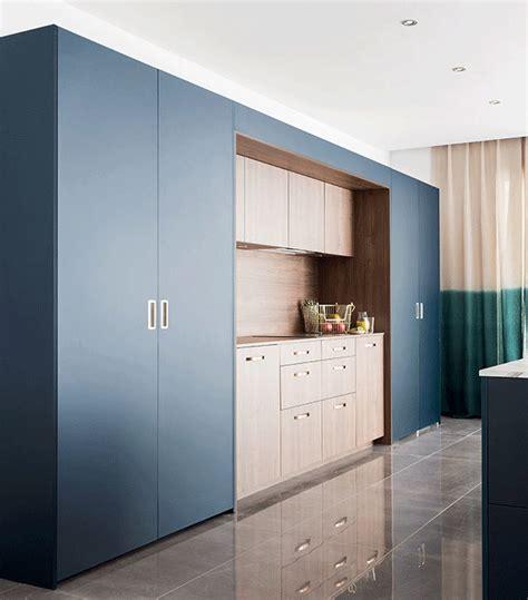 cacher cuisine ouverte 7 solutions pour des cuisines ouvertes sur salon mobalpa