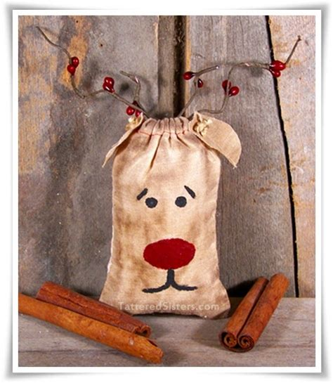 primitive christmas christmas crafts pinterest