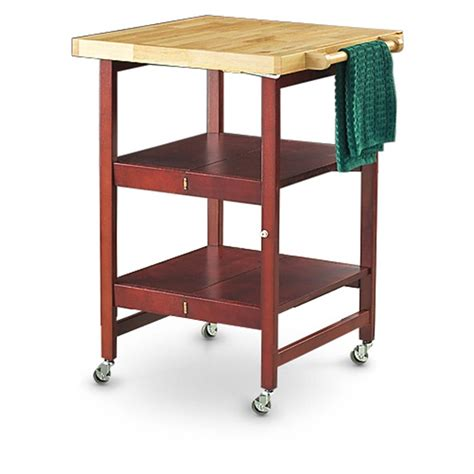 Kitchen Cart Rolling by Wolfgang Puck 174 Rolling Kitchen Cart 171412 Kitchen