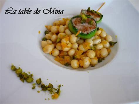 cuisiner les haricots coco haricots coco et sa brochette d 39 agneau la table de mina