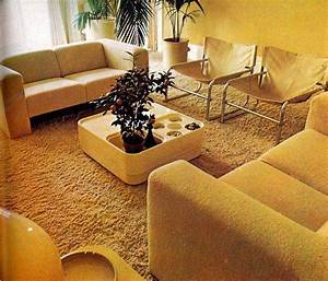 Fab and Funky Living Rooms of the Seventies - Flashbak