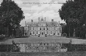 Château de Wideville (également sur commune de Davron) à ...