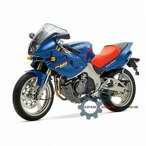 Proffesional Workshop Repair Manual Pdf Download Yamaha Szr660