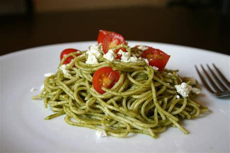 pasta reciped basil pesto pasta recipes dishmaps