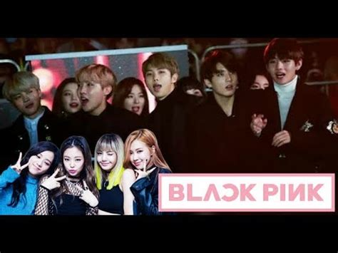 bts dancing singing blackpink songs youtube