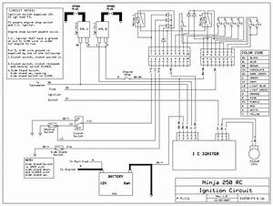 Ignition Circuit Schematic