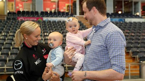 She is the gorgeous wife of joe ingles. Renae Ingles will retire from the Thunderbirds to focus on ...