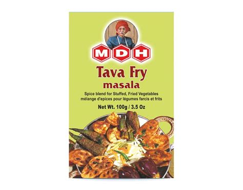 Buy MDH Tava Fry Masala - 100g Online at Low Prices in Germany (24th February, 2021) - fnbbasket.com