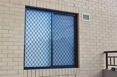security windows  grills