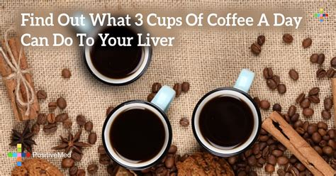 Caffeine doesn't tamper with heartbeat, study suggests. Find Out What 3 Cups Of Coffee A Day Can Do To Your Liver