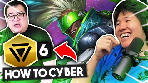 showing scarra   cyber  cybernetics tft galaxies guide teamfight tactics set  lol