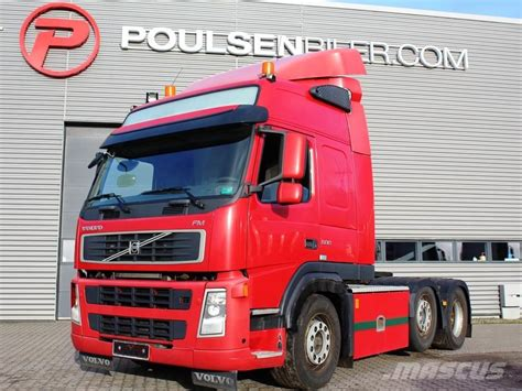 volvo tractor for sale used volvo fm500 tractor units year 2010 for sale