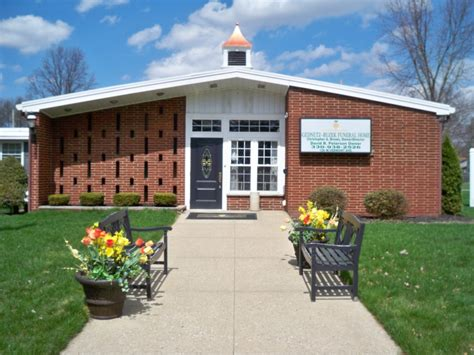 Brown Funeral Home by Gednetz Ruzek Brown Funeral Home And Cremation Service
