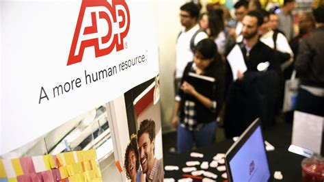 adp private sector job growth tumbles year marketwatch