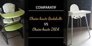Chaise Haute Ikea Avis : chaise haute b b badabulle vs chaise haute ikea vs si ge de table chicco les aventures du ~ Teatrodelosmanantiales.com Idées de Décoration