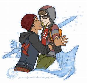 Delsin Rowe x Eugene Sims - Connection by Icarus-Skollsun ...