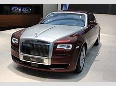 RollsRoyce Ghost – Wikipedia