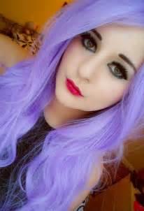 Pastel Purple Hair Dyed Hair And Pastel Hair Pinterest