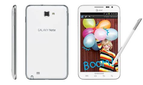 Samsung Galaxy Note Docs Pops Up On T-mobile's Site