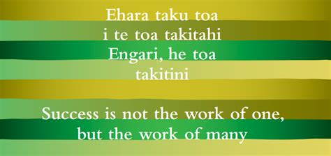 whakatauki maori words learning stories education quotes