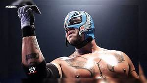 2005/2011 - WWE: Booyaka 619 (Rey Mysterio) [feat. P.O.D ...