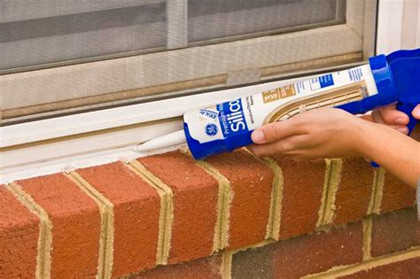 Caulk For Windows Interior by 17 Ways To Keep Spiders Out Of Your Home