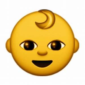 Baby Emoji (U+1F476/U+E51A)