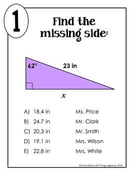 triangle trigonometry math lib    algebra