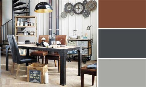 quelle couleur de mur pour une cuisine grise quelles couleurs se marient avec le marron