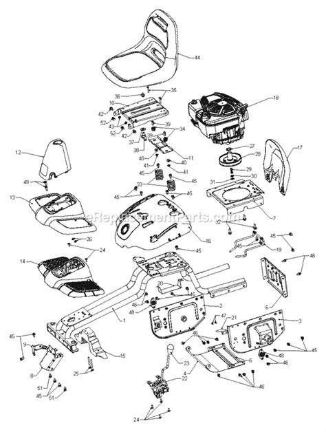 Eater Diagram by Eater One 875 Series Ignition Wiring Diagram