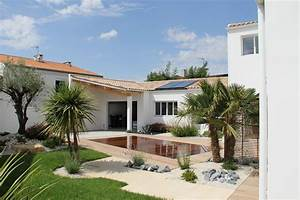 Electricien La Rochelle : construction d 39 une maison d 39 architecte puilboreau pr s ~ Melissatoandfro.com Idées de Décoration