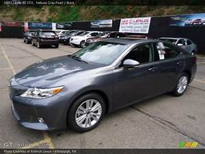 2013 Lexus ES 350 in Nebula Gray Pearl Photo No. 70348380 ...