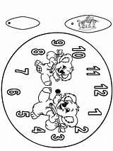 Koala Clock Orologio Klok Reloj Kleurplaat Boardwalk Coloring Funnycoloring Tarjetas Regalo Colorare Dibujos Stampare Cut Coala Zegar Uhr Basteln Nukleuren sketch template