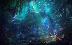 Fantasy Landscape Wallpaper/Background 1920 x 1200 - Id ...