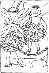 Coloring Mirror Marigold Fairy Looking Pages Chronicles Cinderella Disney sketch template