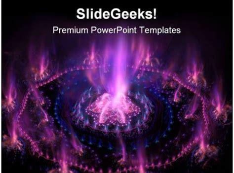 futuristic purple  blue background powerpoint