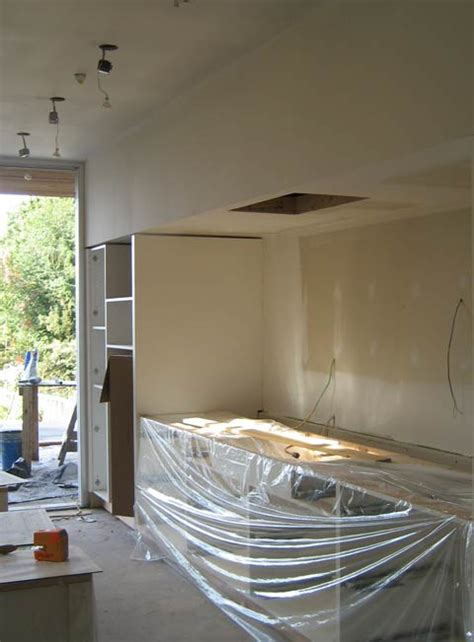 detail bulkhead framing home building  vancouver