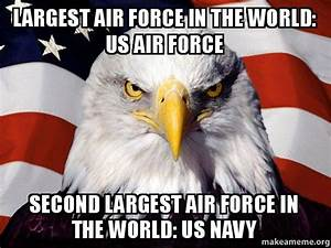 Largest Air Force in the world: US Air Force Second ...