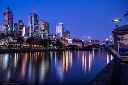 Melbourne Olga Hq Backgrounds Southbank Victoria Ecran