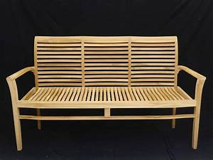 Gartenbank Teakholz 3 Sitzer : gartenbank 3 sitzer aus teakholz sitzm bel b nke ~ Bigdaddyawards.com Haus und Dekorationen