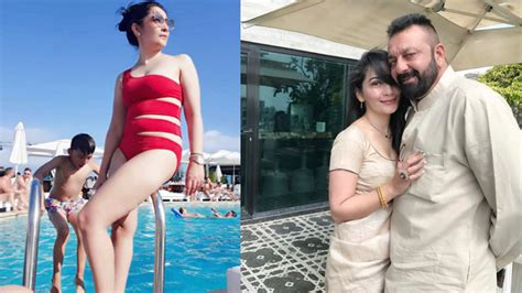 Check Out Some Of Maanayatas Hot Pics Which Have Apparently Upset Hubby Sanjay Dutt Newsx
