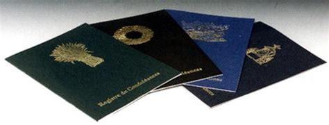 bureau registre des entreprises registre de condoleances serie primo ref 718050