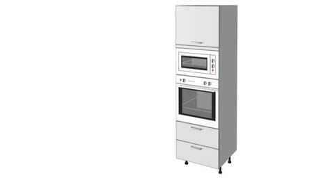 meuble de cuisine pour micro onde meuble cuisine pour four et micro onde 2 armoires four