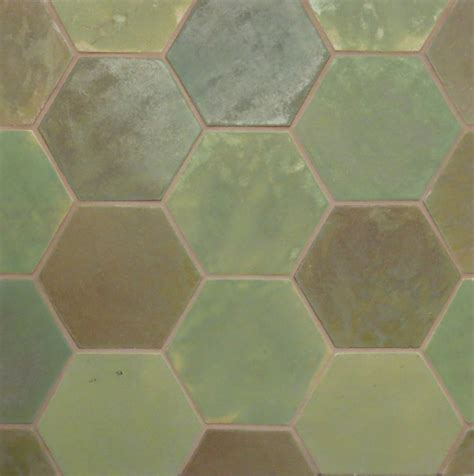 honeycomb tile flooring patina large format honeycomb tile