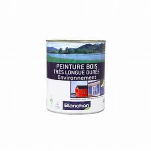 Blanc Cassé Peinture : peinture bois longue dur e blanc cass 2 5 l manubricole ~ Melissatoandfro.com Idées de Décoration