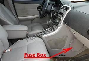 Fuse Box Diagram  U0026gt  Chevrolet Equinox  2005