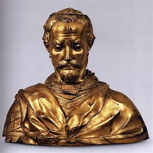 Reliquary Bust of St Rossore by DONATELLO