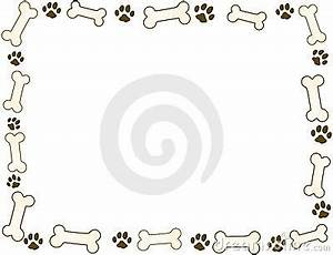 Bones clipart border - Pencil and in color bones clipart ...