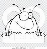 Pill Bug Coloring Getdrawings sketch template