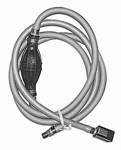 Force 120 Hp  1998  Fuel Line Assembly Parts